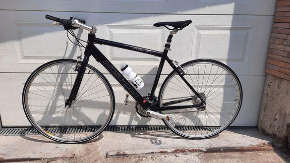 Шосеен алуминиев велосипед Nishiki/28 цола