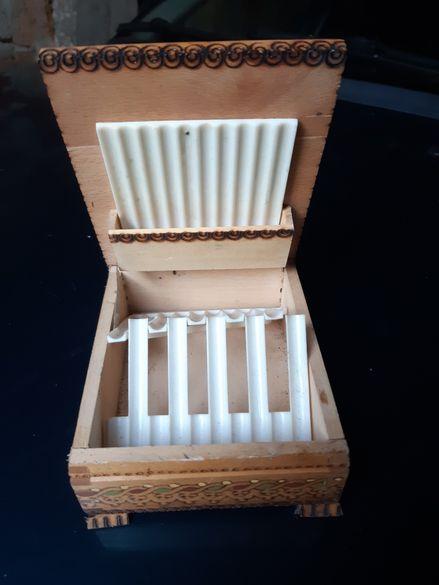 Табакера - Кутия за цигари - Ретро