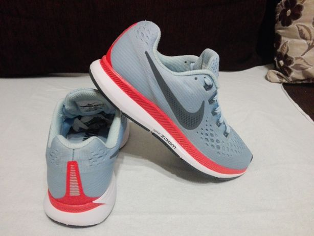 Adidasi Nike Zoom Pegasus 34,Marimea 36,5!ORIGINALI!IMPECABILI!CA NOI!