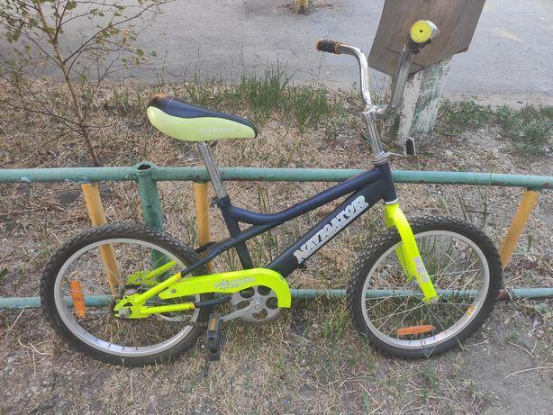 Велосипед до 10 лет, 16дюймов