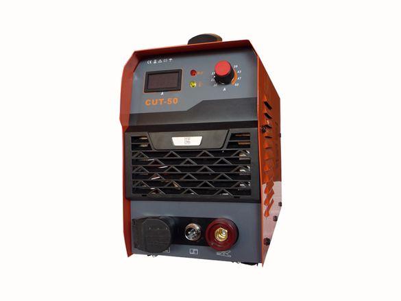Плазма ТИГТАГ CUT50 апарат за плазмено рязане с влагоотделител и 4м шл