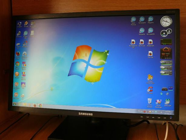 Monitor LED Samsung S22C450B (22''/ 5ms), impecabil