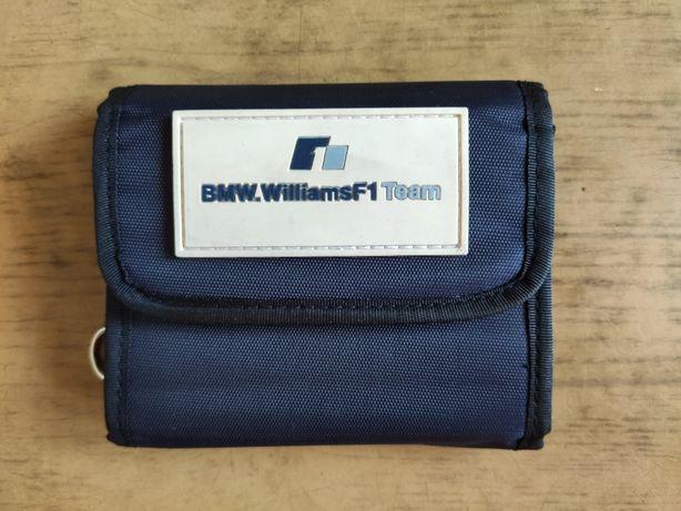 мужской кошелек BMW.WilliamsF1 Team