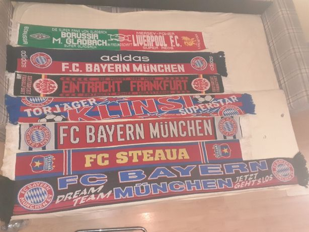 Vand Fulare Sport Fotbal, Bayern, Frankfurt, Liverpool