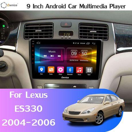 Автомагнитола Android Lexus ES300 ES330