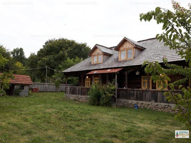 Casa maramuresana langa Bucuresti