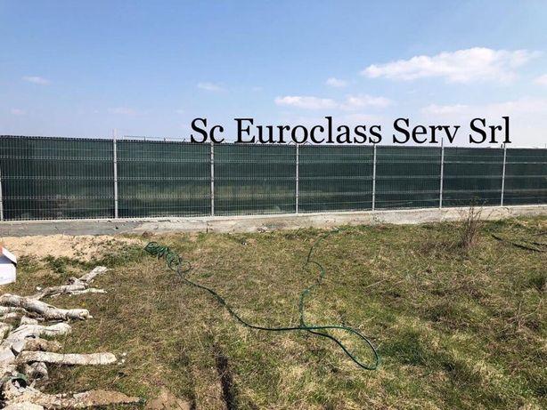 Plasa verde pentru gard 2x50m UV/TIV/ochiuri de prindere import Grecia