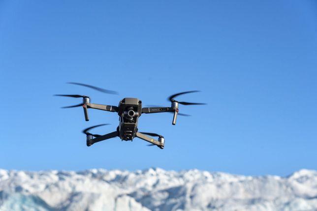 Аэросьемка 4к дрон