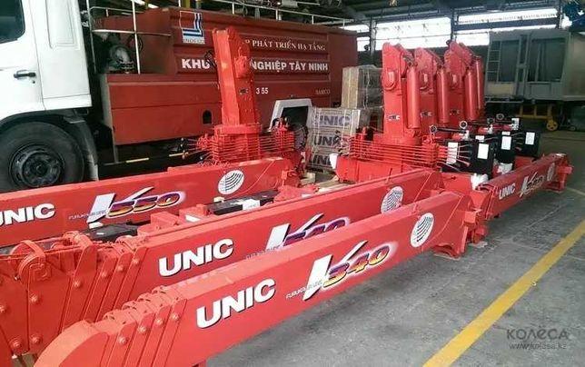 Unic 2003 года Unic 540