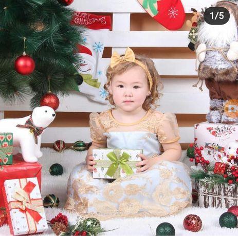 Продам детское платье  на 2-3 года