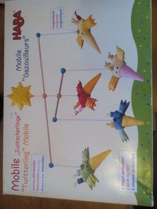 Активна игра на HABA-летящите пилета