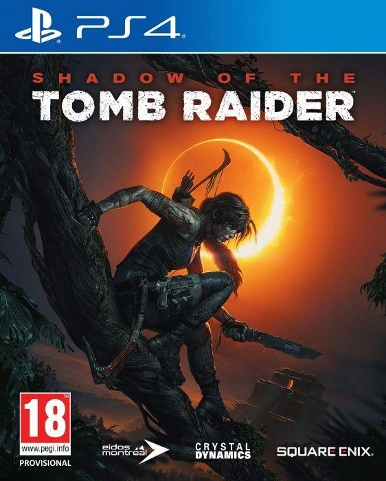Shadow Of The Tomb Raider (PS4) Playstation 4 лицензионный, на русском Алматы - изображение 1