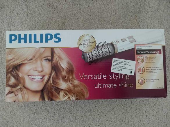 !НОВА! Philips Електрическа четка за коса