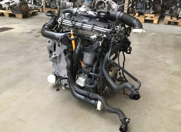 Vând motor Octavia 2 Golf 5 Passat B6 Audi A3 Leon Touran 1.9 105 CP
