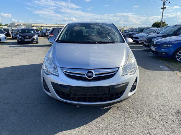 Opel Corsa Facelift 2012