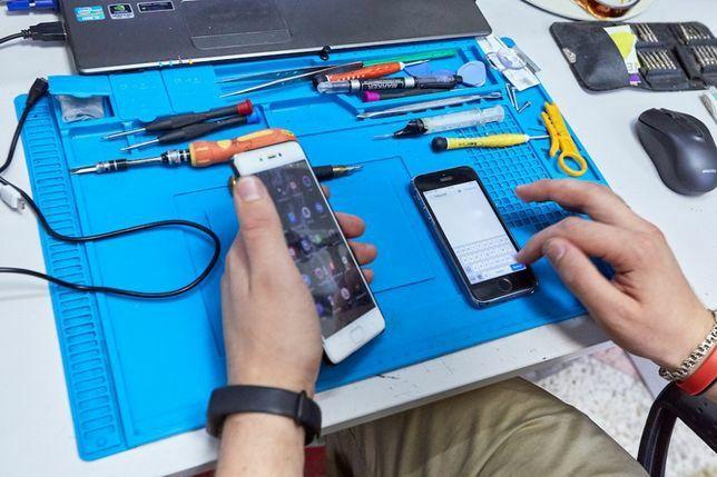 Ремонт телефонов, смартфонов, планшетов, ноутбуков, компьютеров