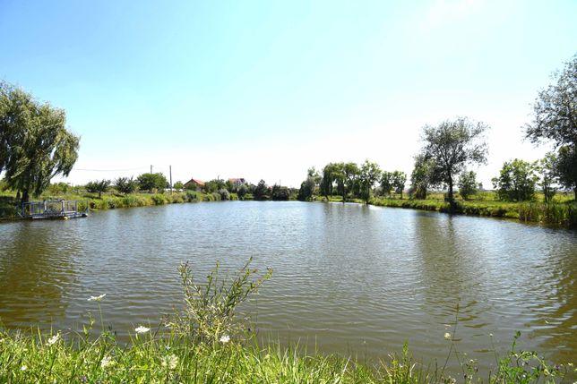Vand lac de pescuit