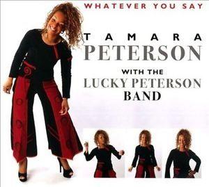 CD original sigilat Tamara Peterson-Whatever You Say