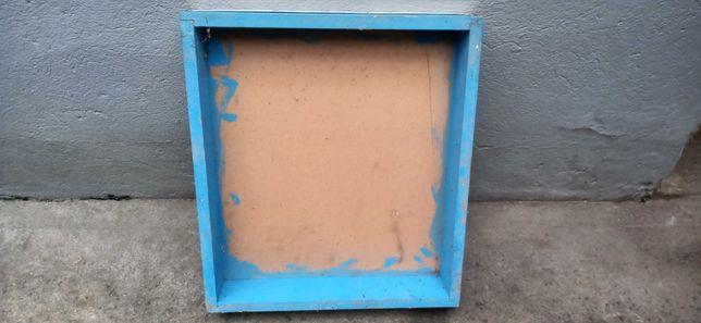 Vând 6 cutii lemn + tabla pt.stupi albine noi