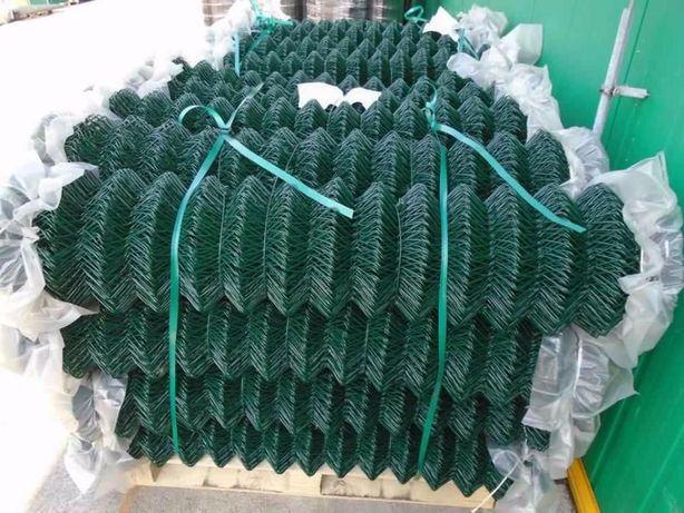 Plasa gard impletita plastificata 180 cm inaltime