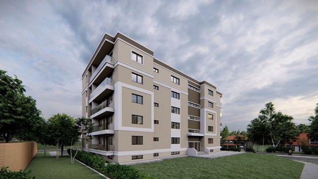 Apartamente cu 2 si 3 camere Radauti