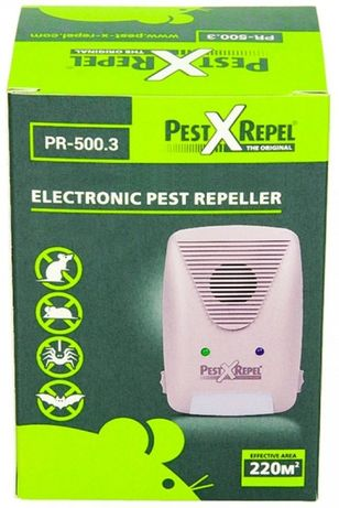 Електронен уред за борба с гризачи Pest Repeller PR-500.3