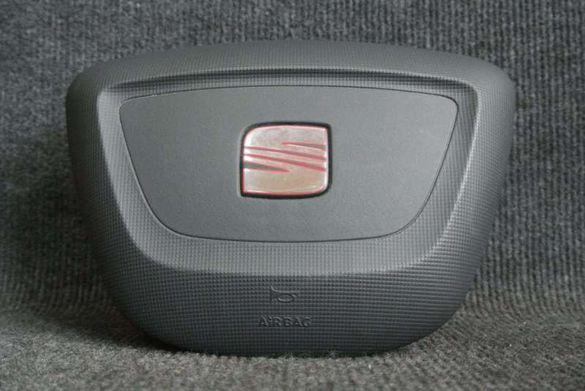 Комплект аербег аирбаг airbag за SEAT IBIZA 6J - 2008 - 2014