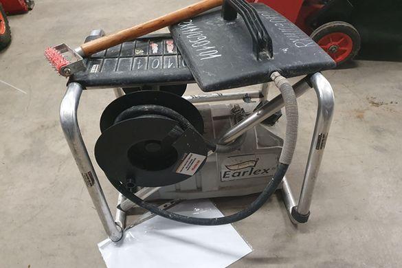 Машина за сваляне на тапети под НАЕМ от Рентекс