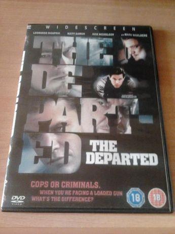 DVD original The Departed
