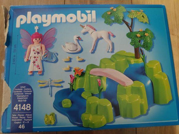 Playmobil 4148 градинката на феята