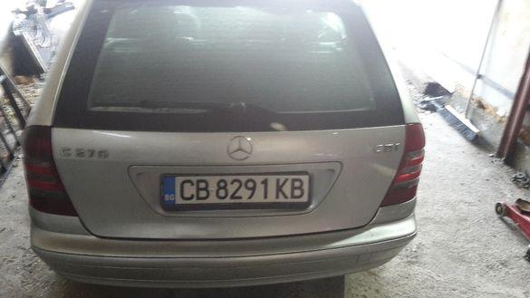 Mercedes C270 CDI на части