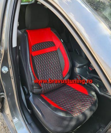 Husa set complet, piele PREMIUM Audi, Opel,Volkswagen,Seat,Bmw,etc