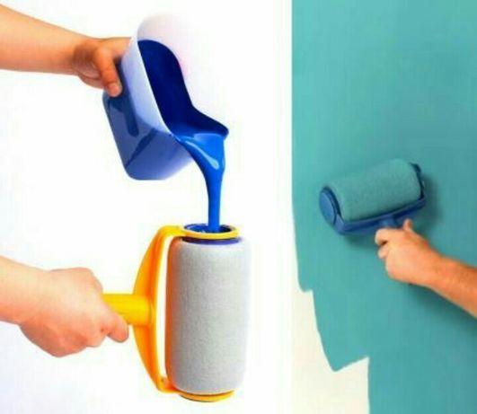 Комплект Paint Roller пълнещи валяци за бързо и качествено боядисване