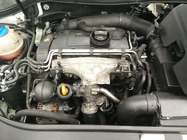 motor passat bkp