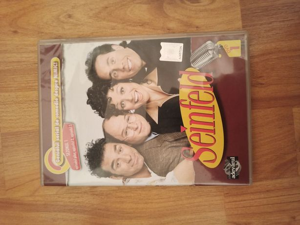 Dvd Seinfeld - sezonul 1