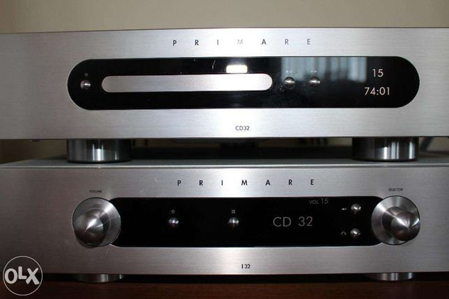 Primare CD32+I32 audio sistem