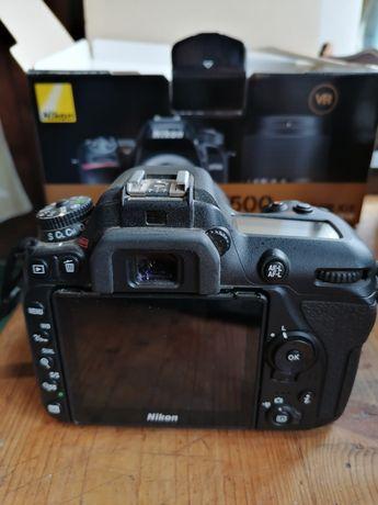 Nikon D7500  aproape nou
