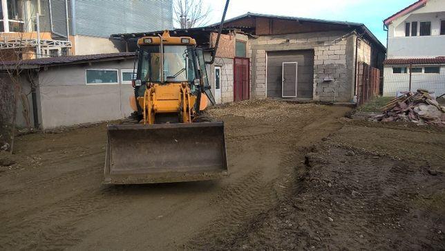 evacuez moloz buldoexcavator excavator basculanta miniexcavator nisip