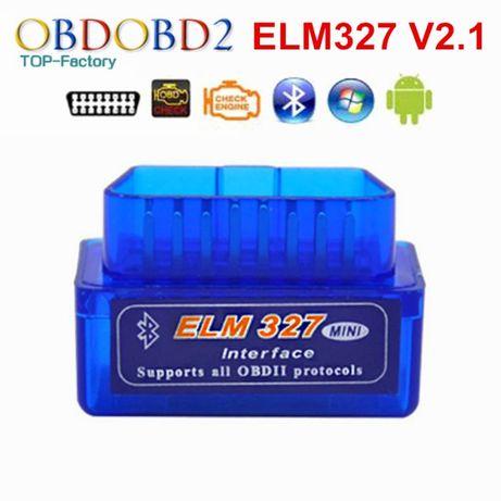 Interfata diagnoza auto OBD II bluetooth ELM327