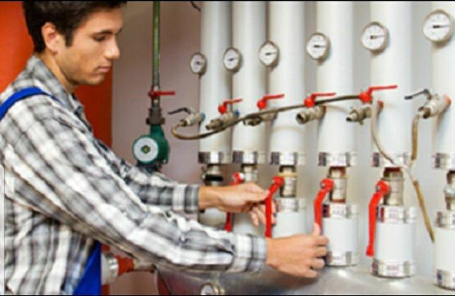 Отогрев Разморозка Водопровод отопление канализация