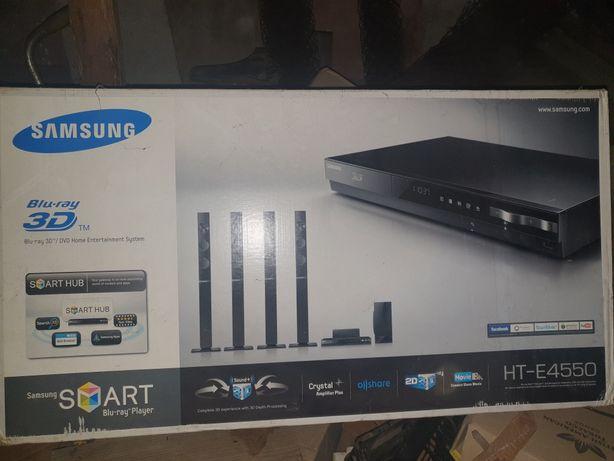 Sistem Home Theatre 3D cu Blu-ray Samsung HT-E4550