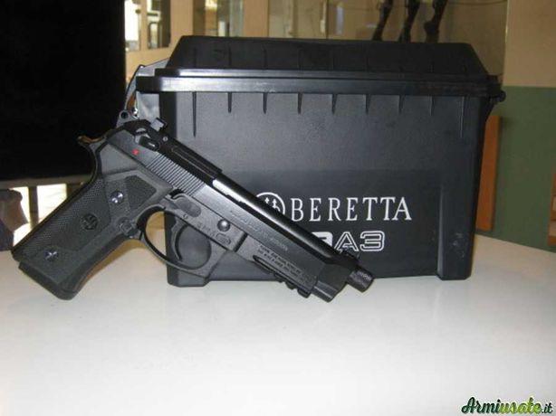 Pistol Airsoft=>Colt m1911/Taurus PT92 Modificat 4j Co2+Bile cadou