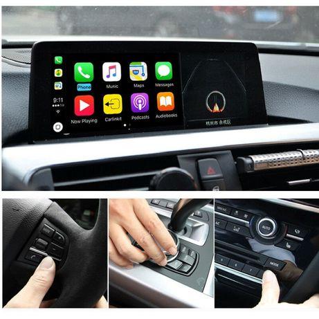 БМВ Безжичен CarPlay BMW F01 F02 F07 F10 F11 F12 F15 F16 F25 F30 F32