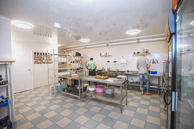 Цех кухня под производство