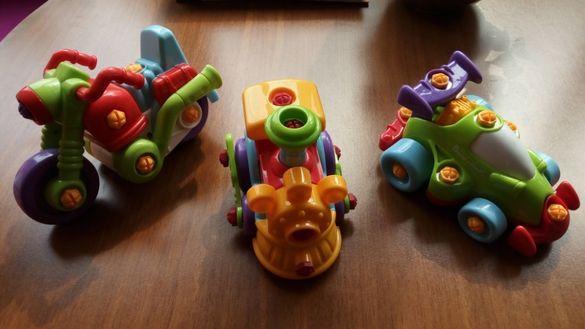 разглобяващи се превозни средства