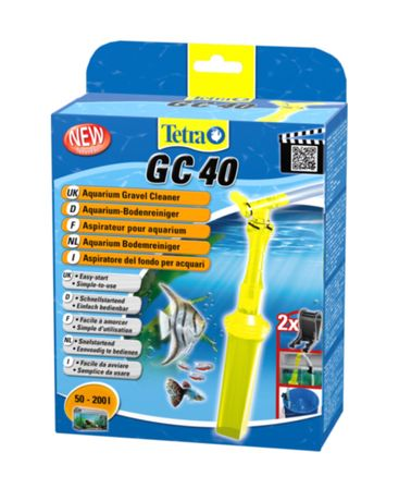 Tetratec GC40 грунтоочиститель