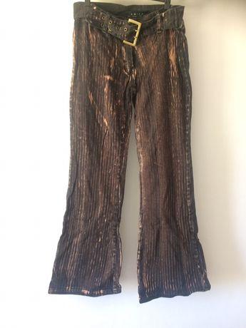 Женски дънки с колан Amisu