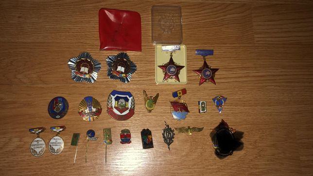 Insigne comuniste,medalia comemorativa