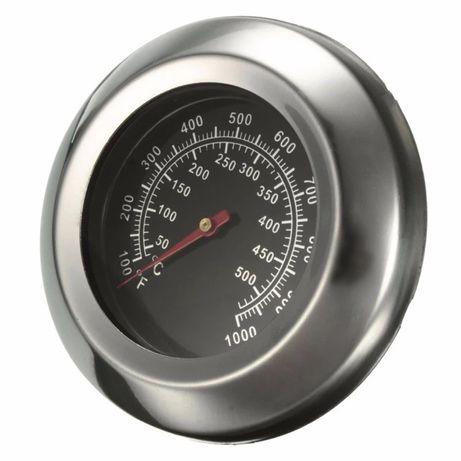 Termometru inox pentru cuptor,grătar,soba,afumătoare 50-600°C