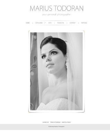 Pagina web de prezentare